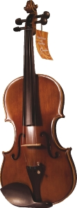 VIOLON 4/4 AVEC VALISETTE finition antique